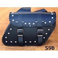 Leather Saddlebags S09