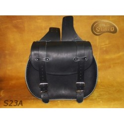 LEATHER SADDLEBAGS S23 A...