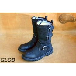 Leather shoes Chopper GLOB