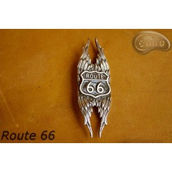 Decoration for a saddlebag...