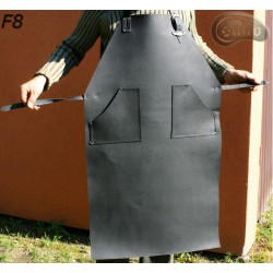 Protective apron F08