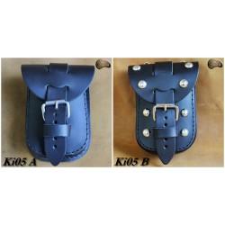 Motocyklové čelní sklo pro Chopper (lehké / tmavé) Cena -190 PLN