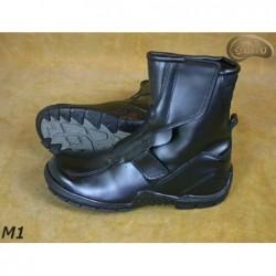 Leather shoes Chopper M1