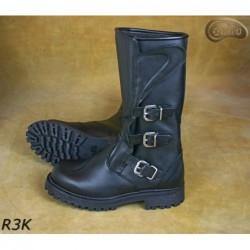 Leather shoes Chopper R3K